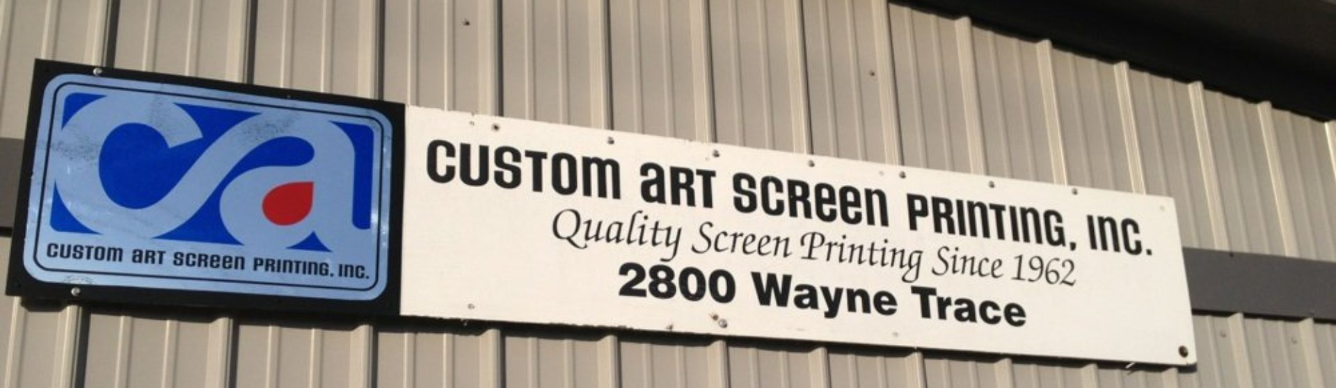 Custom Art Screen Printing Inc
